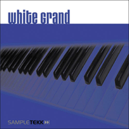 Big Fish Audio Sample DVD: White Grand II (GigaStudio 3)