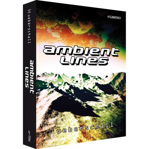 Big Fish Audio DVD: Ambient Lines