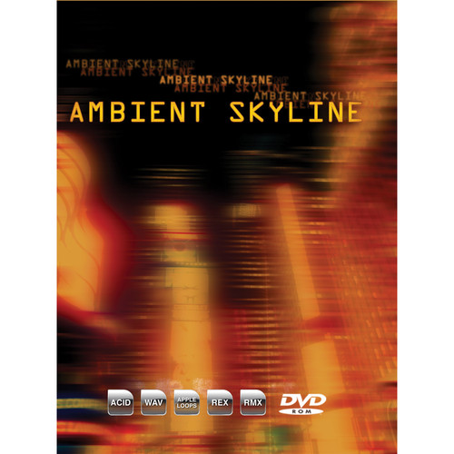 Big Fish Audio Ambient Skyline DVD