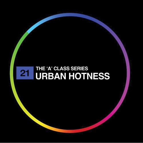 Big Fish Audio Urban Hotness DVD (AIFF, REX, Refill, WAV, & Acid Format)