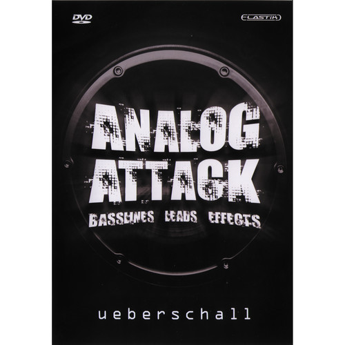 Big Fish Audio DVD: Analog Attack
