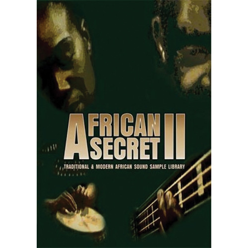 Big Fish Audio African Secret II DVD