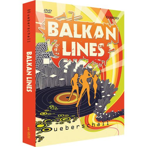 Big Fish Audio DVD: Balkan Lines