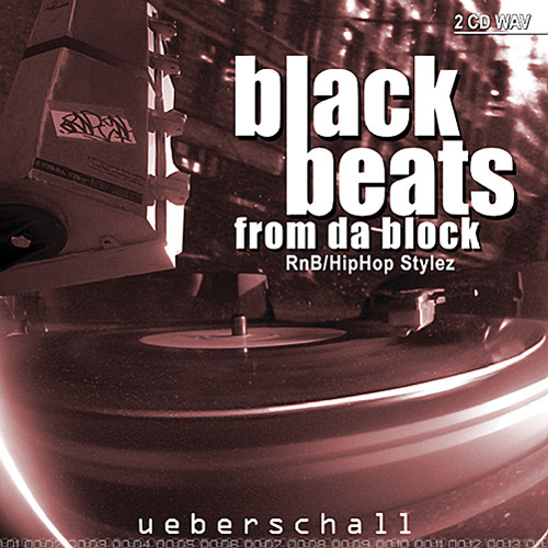Big Fish Audio Black Beats from Da Block Collection (2 CD)