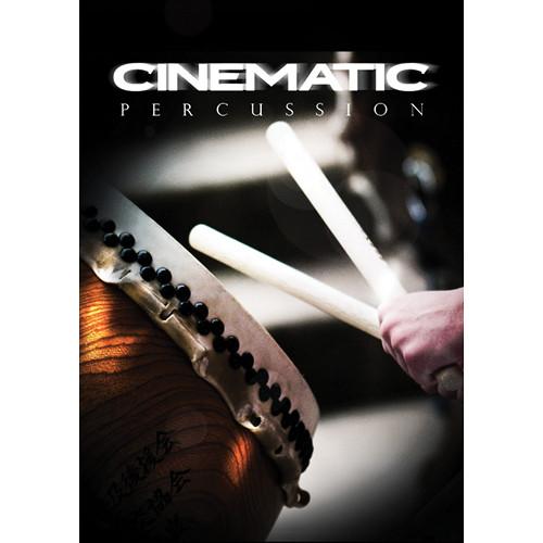 Big Fish Audio Cinematic Percussion DVD