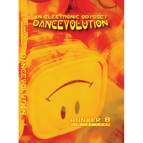 Big Fish Audio Dancevolution DVD (NNXT, HALion, Kontakt, & Apple Loops Formats)