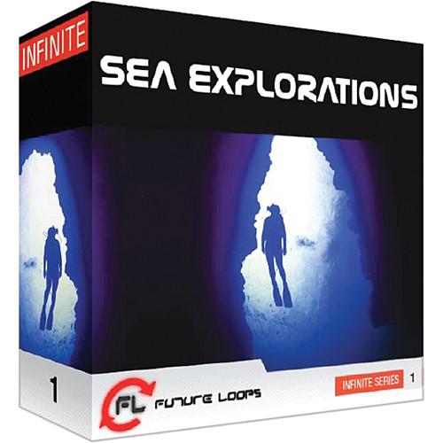 Big Fish Audio Sea Explorations DVD (WAV Format)