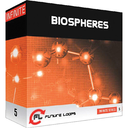 Big Fish Audio Biospheres DVD (WAV Format)