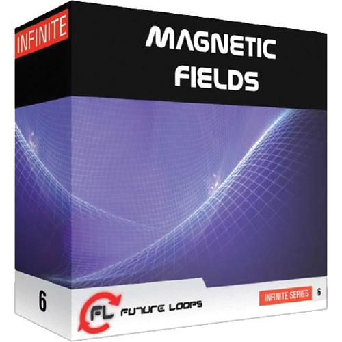 Big Fish Audio Magnetic Fields DVD (WAV Format)