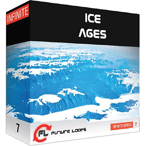 Big Fish Audio Ice Ages DVD (WAV Format)