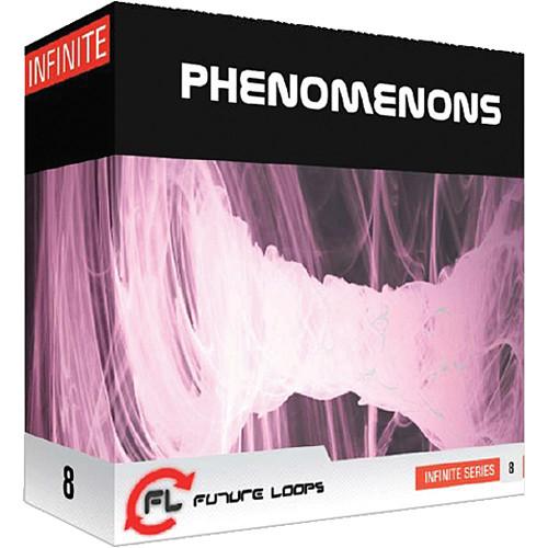 Big Fish Audio Phenomenons DVD (WAV Format)