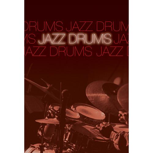 Big Fish Audio Jazz Drums DVD (Apple Loops, REX, WAV, RMX, & Acid Formats)