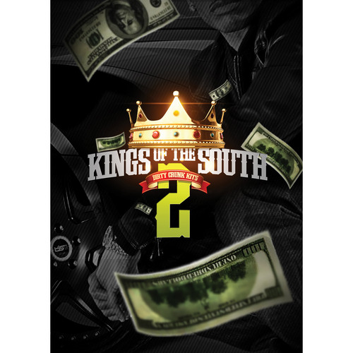 Big Fish Audio Kings of the South Vol.2: Dirty Crunk Kits DVD