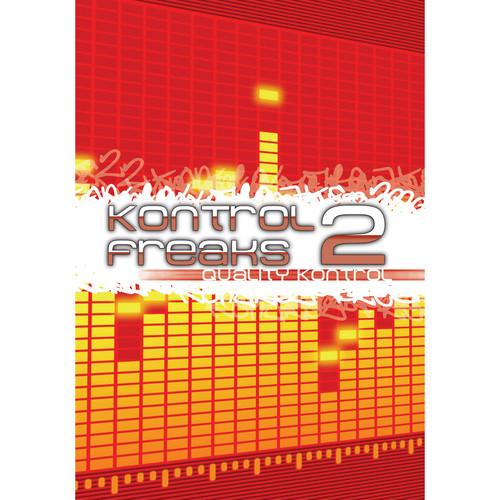 Big Fish Audio Kontrol Freaks 2: Quality Kontrol DVD