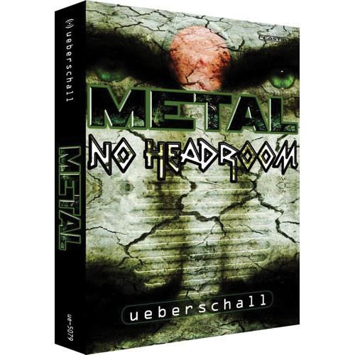 Big Fish Audio DVD: Metal: No Headroom