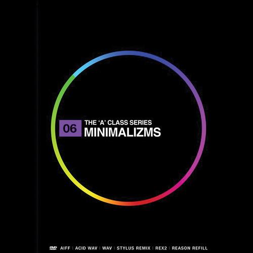 Big Fish Audio Minimalizms DVD (AIFF, REX, Refill, WAV, RMX & Acid Formats)