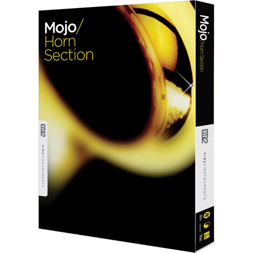 Big Fish Audio DVD: Mojo: Horn Section