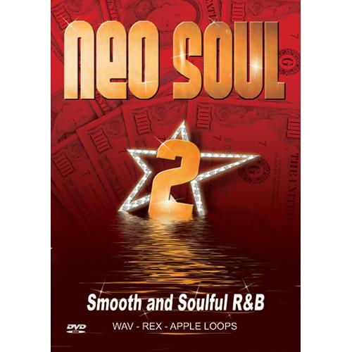 Big Fish Audio Neo Soul 2 DVD (Apple Loops/REX/WAV/RMX Formats)