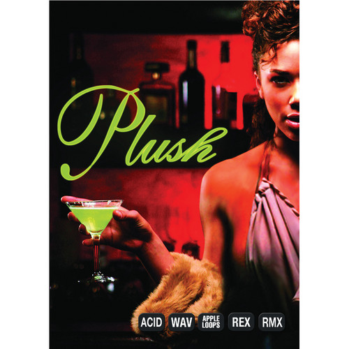 Big Fish Audio Plush DVD (Apple Loops, REX, WAV, RMX & Acid Formats)