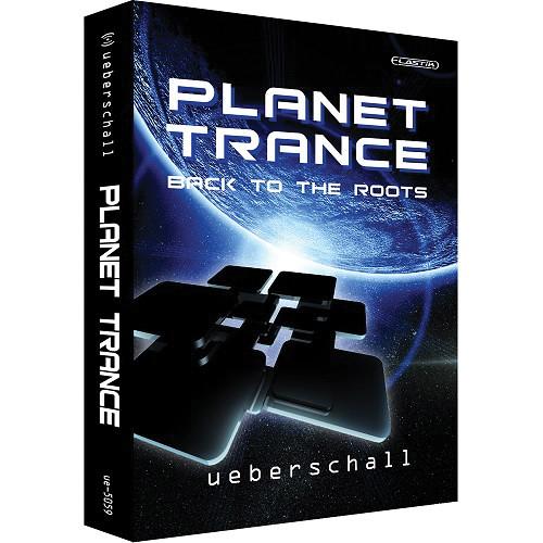 Big Fish Audio DVD: Planet Trance