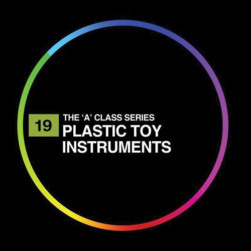 Big Fish Audio Plastic Toy Instruments DVD (WAV Format)