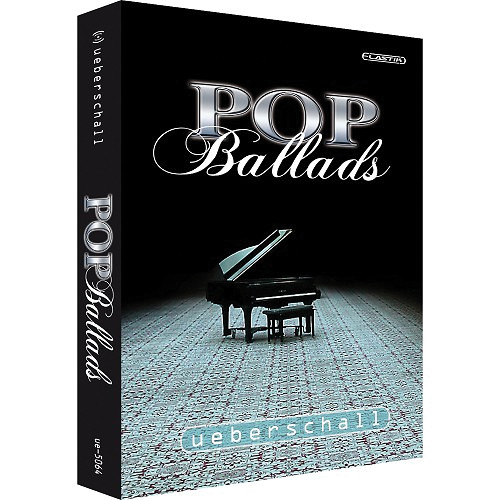 Big Fish Audio DVD: Pop Ballads