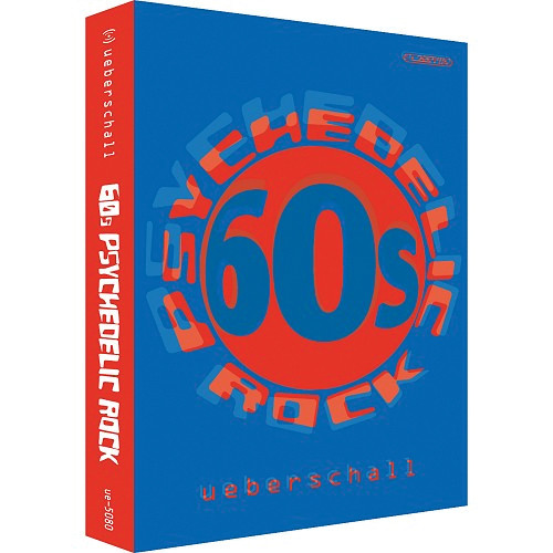 Big Fish Audio DVD: 60s Psychedelic Rock