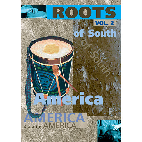 Big Fish Audio Roots of South America Vol. 2 DVD