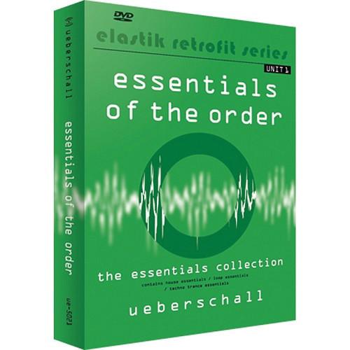 Big Fish Audio DVD: Retrofit Series: Essentials of the Order