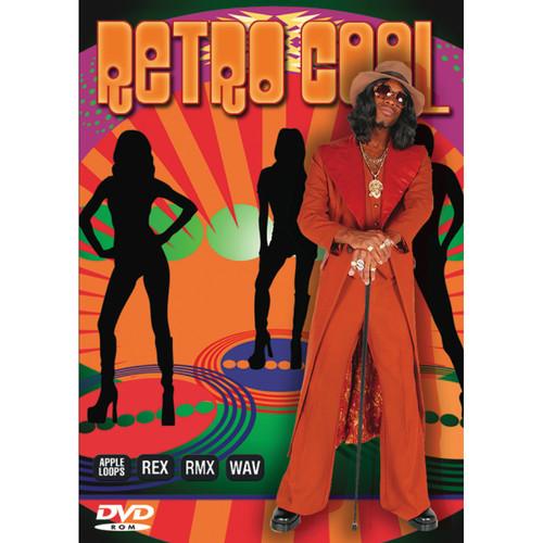 Big Fish Audio Retro Cool DVD (Apple Loops, REX, WAV, RMX, & Acid Formats)