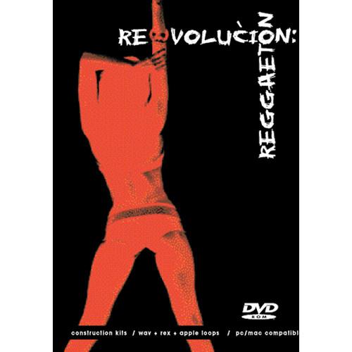 Big Fish Audio Revolucion: Reggaeton DVD (Apple Loops, REX, WAV, RMX, & Acid Format)