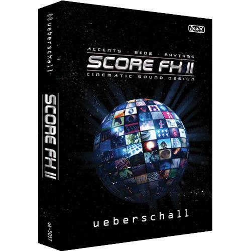 Big Fish Audio DVD: Score FX 2