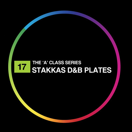 Big Fish Audio Stakka's DnB Plates DVD (REX & WAV Format)