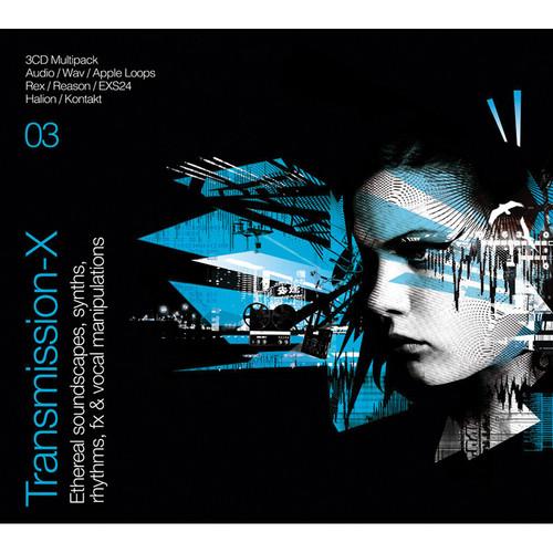 Big Fish Audio Transmission-X DVD