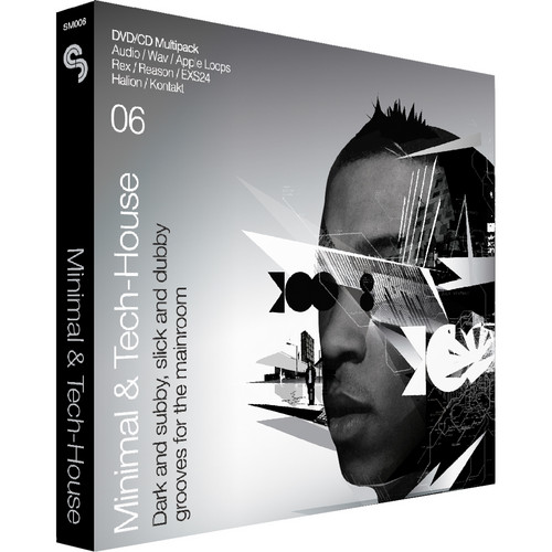 Big Fish Audio Minimal & Tech-House DVD