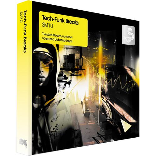 Big Fish Audio Tech-Funk Breaks DVD