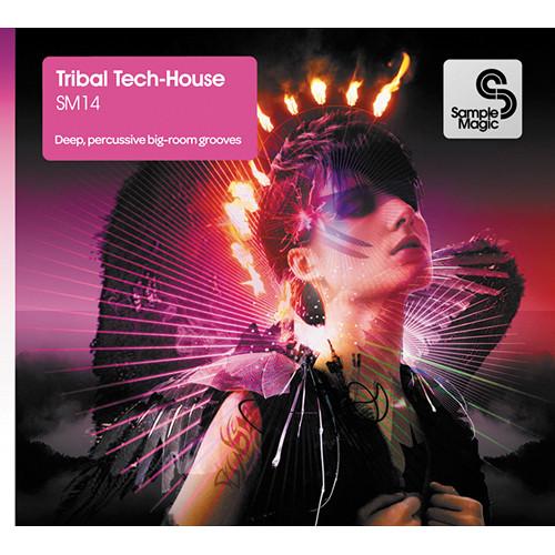 Big Fish Audio Tribal Tech-House DVD