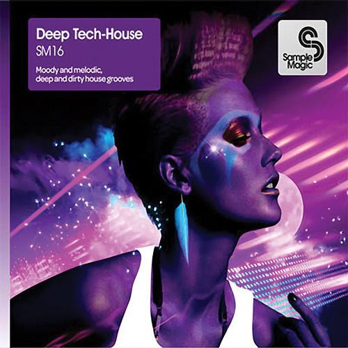 Big Fish Audio Deep Tech-House DVD (NNXT/HALion/Kontakt/Apple Loops/REX/WAV Formats)