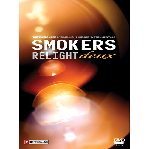 Big Fish Audio Smokers Relight Deux (REX, Refill, WAV, & RMX Formats)