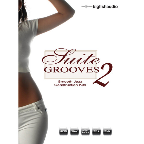 Big Fish Audio Suite Grooves 2 DVD