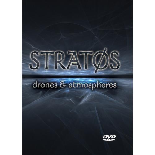 Big Fish Audio Stratos: Drones & Atmospheres DVD (WAV Format)