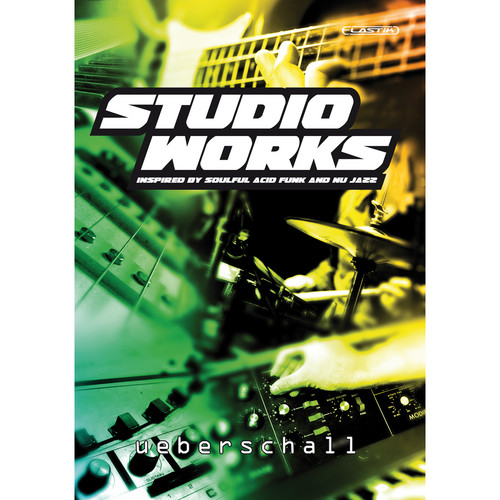 Big Fish Audio DVD: Studio Works