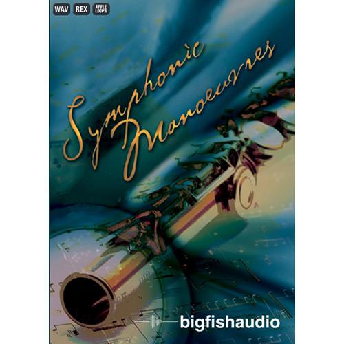 Big Fish Audio Symphonic Manoeuvres DVD (Apple Loops, REX, WAV, RMX, & Acid Formats)