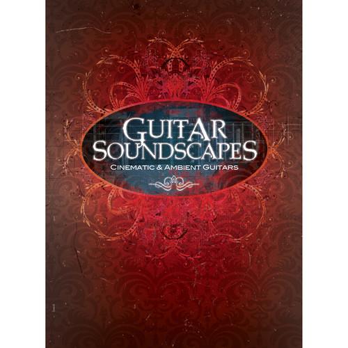 Big Fish Audio Guitar Soundscapes DVD (Apple Loops, REX, WAV, RMX, and Acid Format)