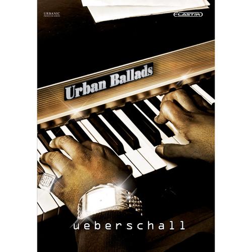 Big Fish Audio Urban Ballads DVD (Plug-In & WAV Formats)