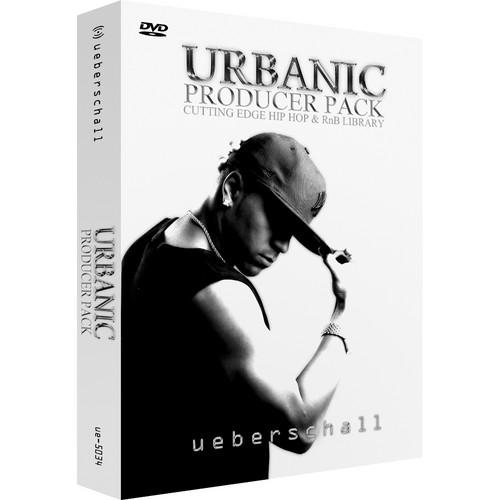 Big Fish Audio DVD: Urbanic Producer Pack