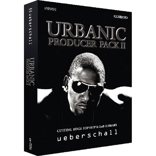 Big Fish Audio DVD: Urbanic Producer Pack II