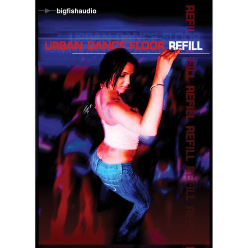 Big Fish Audio Urban Dance Floor Refill DVD