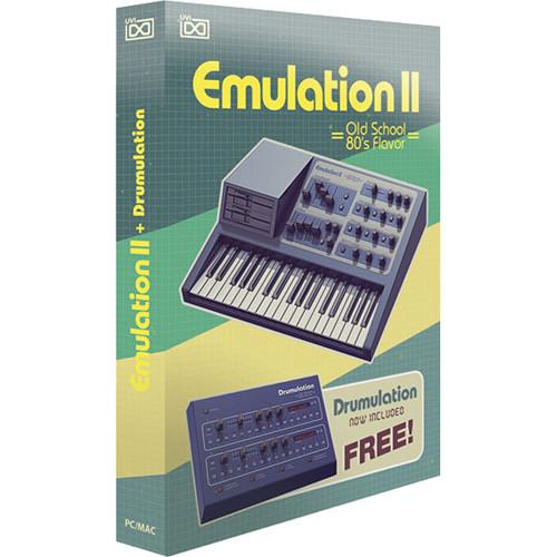 Big Fish Audio DVD: Emulation II
