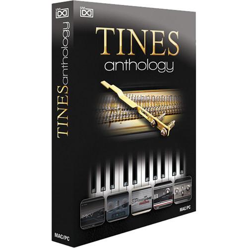 Big Fish Audio DVD: Tines Anthology